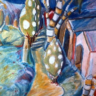 Priscilla, Path