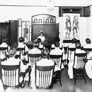 A class of attentive nurses