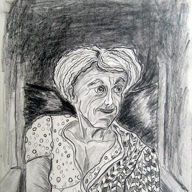 Priscilla, Woman on the Ward