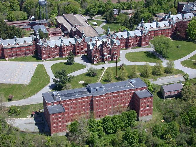Danvers State Hospital Aerials John Gray