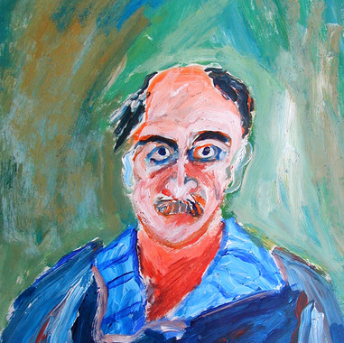 Priscilla, Portrait of Christopher