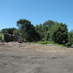Morgue demolished