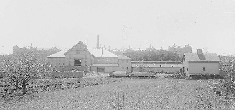 Danvers State Hospital Archives John Gray