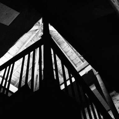 Main tower staircase