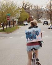 Biking Bison