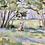 Thumbnail: Doe-Eyed Original Painting