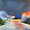 Thumbnail: Utah Float Original Painting