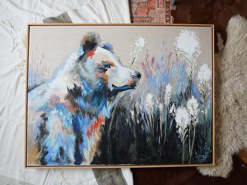 Honeybear Canvas Print