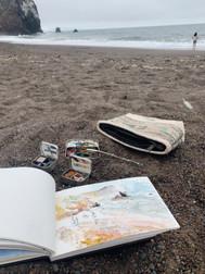 Mount Tam Beach