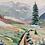 Thumbnail: Puddle Path Original Painting