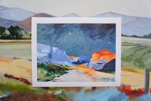 Utah Float Fine Art Print