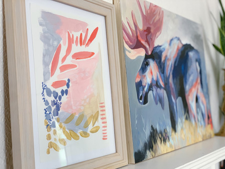 Moose and Abstract