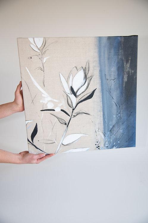 Seek Simplicity Original Painting