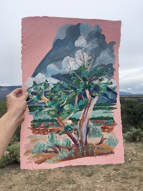 Juniper Original Painting