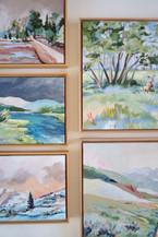 Raw Essence Paintings