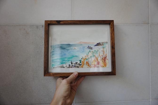 Big Sur Watercolor