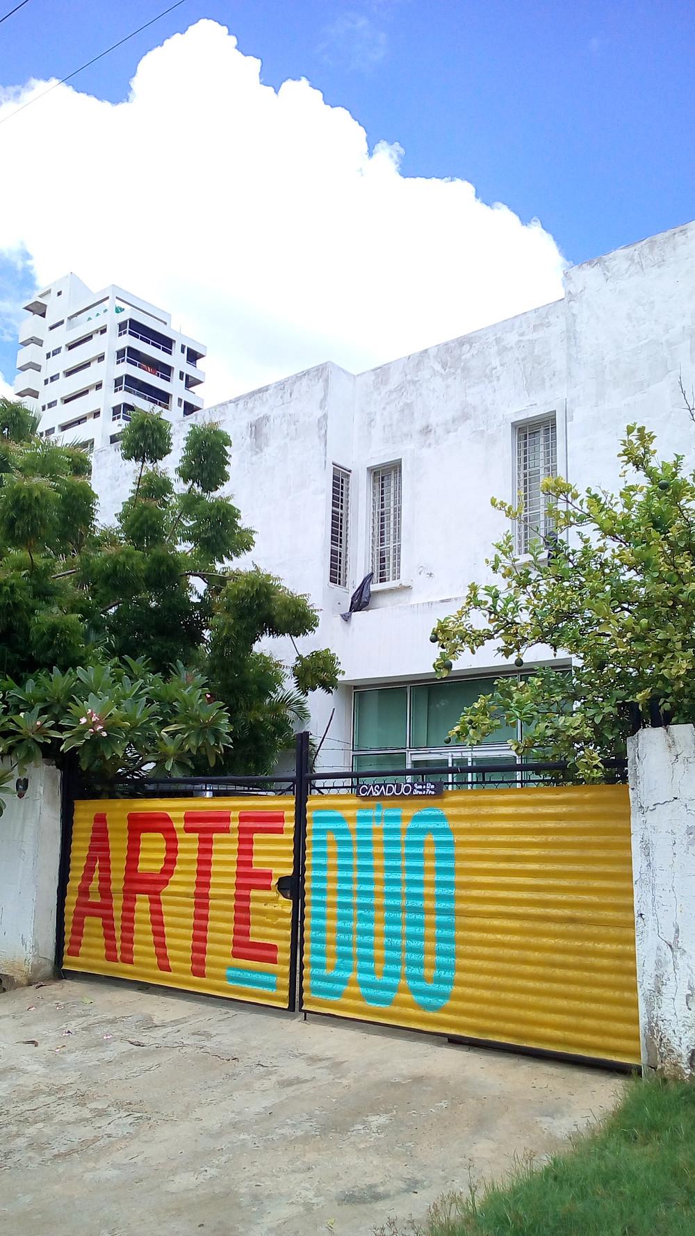 Casa Dúo, Centro Latinoamericano de Arte y Diseño