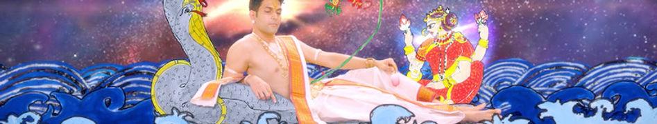 Anantashayanam - The Cosmic Dream Sleep
