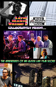 The Adventures of Ms Glitch' Live Film S