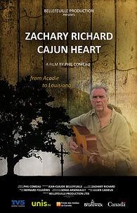 Zachary Richard, Cajun Heart.jpg