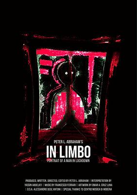In Limbo, Portrait of a man in Lockdown.
