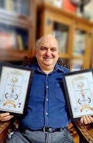 Doutor Hipoteses premios Vicentini Gomez