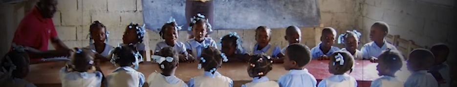 A Country that Can't Fall Asleep, Haiti.