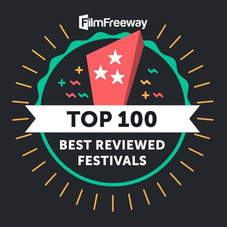 FICOCC is ranked # 44 in the Top 100 Best Reviewed Festival