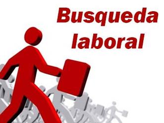 BÚSQUEDA LABORAL PART-TIME (4 HS.)
