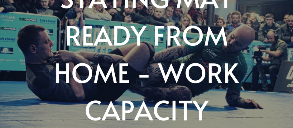 Stay Mat Ready From Home - Work Capacity