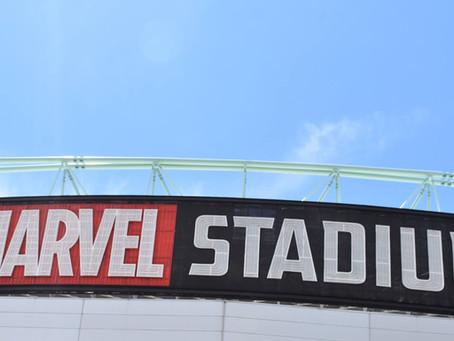 Behind the Scenes at Marvel Stadium