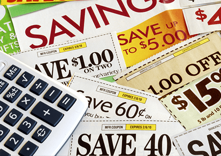 Coupons, The New Cash!