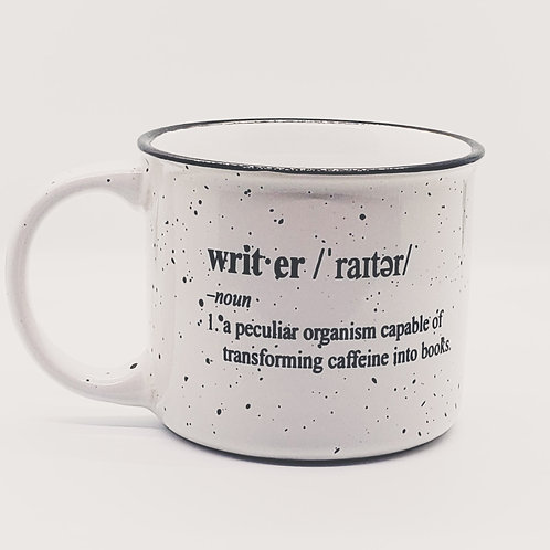 Writers Ceramic Mug