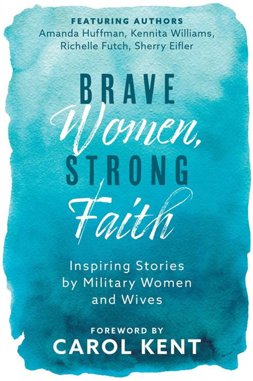 Brave Women, Strong Faith Book