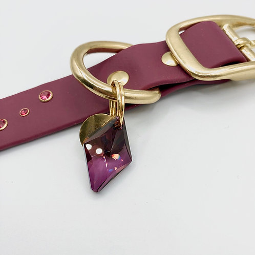 Pendentif Swarovski® losange 27mm