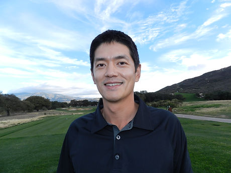 Coach Brandon, GolfIN Team's