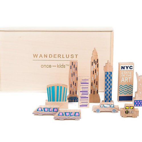 Wanderlust - NYC Block Set