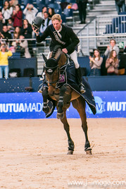 Madrid Horse Week Marcus Ehning-Comme Il Faut