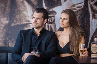 ModelShoot Whisky Promo