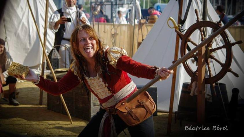 Maudits pirates