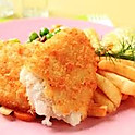 BREAD CRUMBED FISH