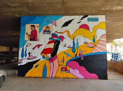 Graffiti street festival