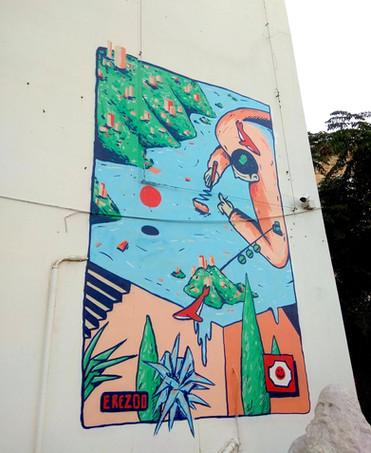 בית האמנים והפסלים בחיפה