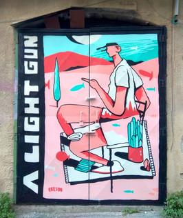 A LIGHT GUN | סטודיו לקרמיקה