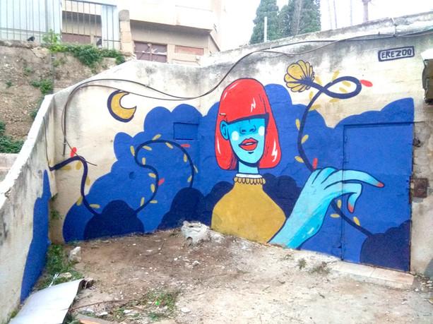 Community Garden Haifa