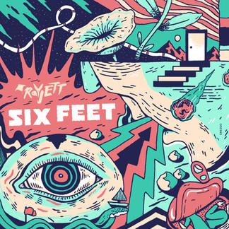 Six feet - Rayjett