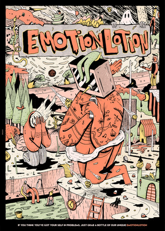 EmotionLotion Poster
