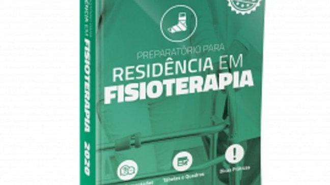 PREPARATORIO PARA RESIDENCIA EM FISIOTERAPIA 2020