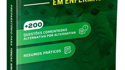 PREPARATORIO PARA FORCAS ARMADAS EM ENFERMAGEM
