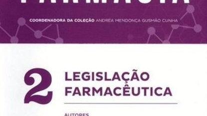 F2 - LEGISLACAO FARMACEUTICA - COLECAO MANUAIS DA